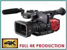 full 4k video production