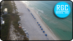 Emerald Coast aerial video -30A, Destin, and the Emerald Coast